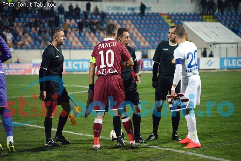 """Cristiano Bergodi, inaintea meciului Rapid - FC Botosani: """"Jucăm cu sabia deasupra capului"""""""