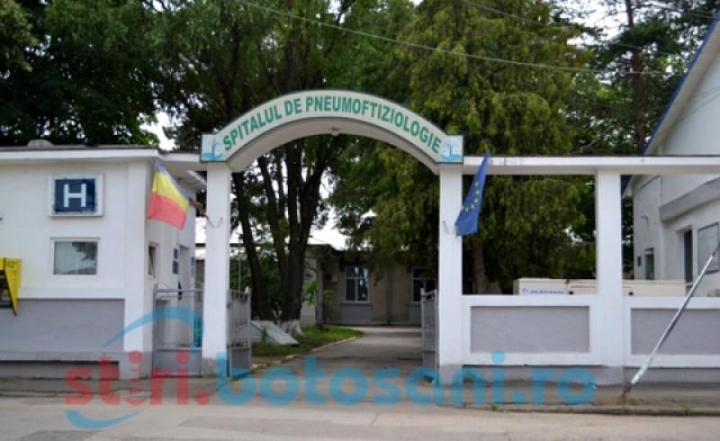 Cristina Bahrim, noul manager interimar la Spitalul de Pneumoftiziologie Botoșani