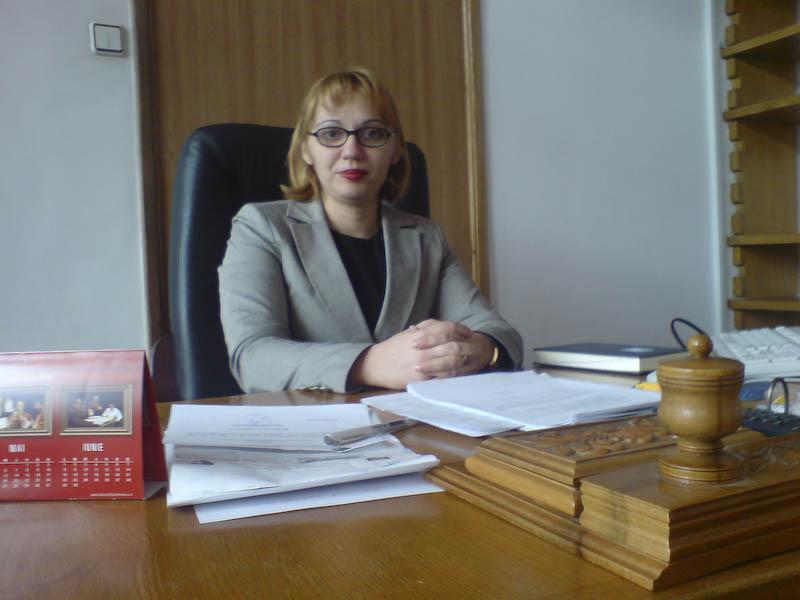 Cristina Bahrin, absenta motivata de la sedinta Consiliului Judetean!