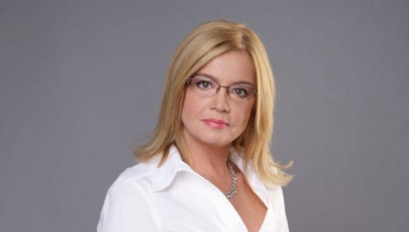 Cristina Ţopescu a murit, la vârsta de 59 de ani