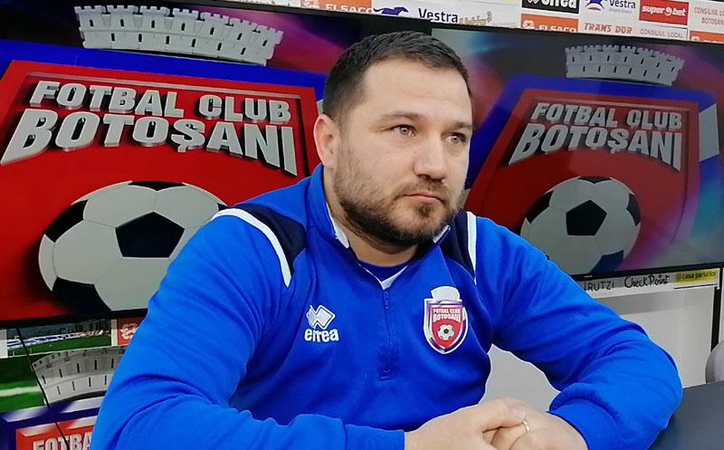Croitoru a vorbit despre viitorul FC Botoșani. Care este situația lui Al Mawas și a lui Chindriș