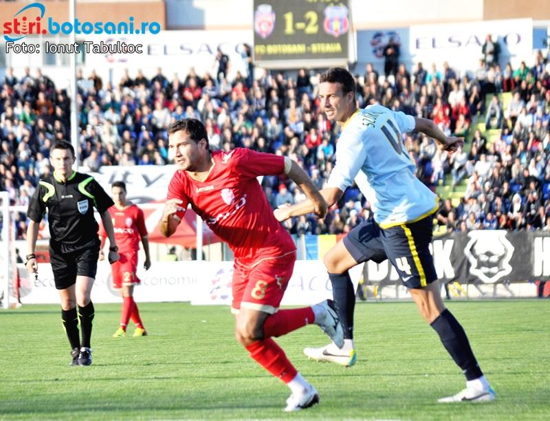 Croitoru si Vasvari, in top 5 cei mai activi jucatori din Liga 1!