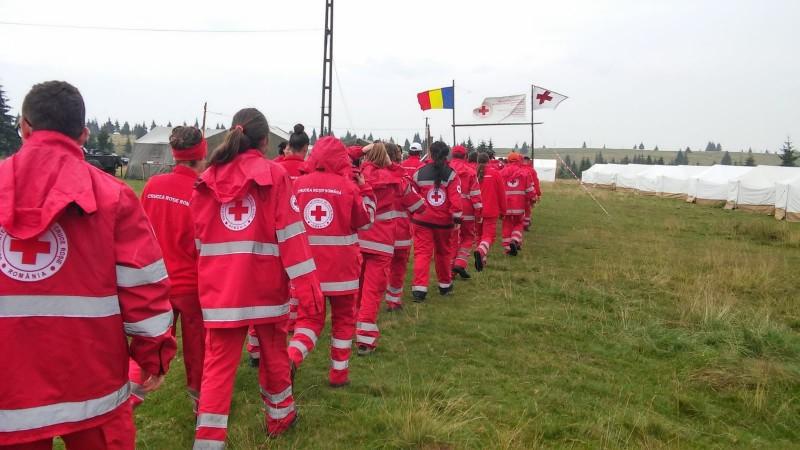 Crucea Roșie caută voluntari în Botoșani