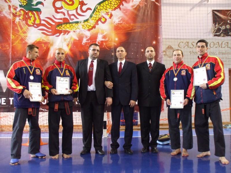 CS DAO Botosani, in topul national al seniorilor!