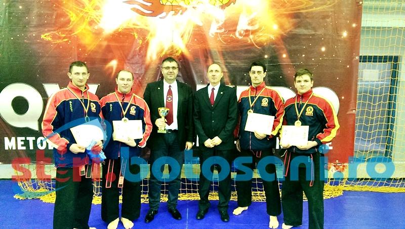 CS Dao Botosani, locul 1 la Campionatul National de Qwan Ki Do, desfasurat la Botosani - FOTO