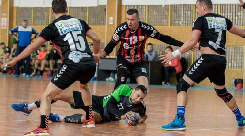CSM Botoșani a câștigat amicalul cu Steaua București