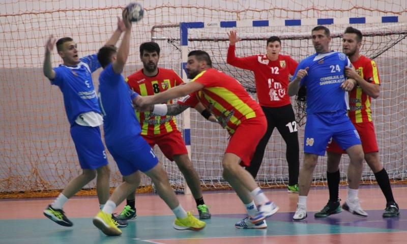CSM Botoșani - CSM Alexandria 30-26! Botoșănenii au promovat în Liga Zimbrilor!