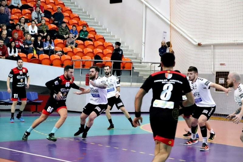 CSM Botoșani - Unirea Sânnicolau Mare 36-23! Suntem la o victorie de Liga Zimbrilor!