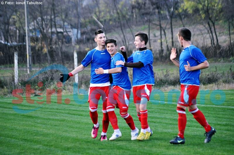 CSS Botosani `97 a invins cu 3-0 in ultimul meci din Play-Off