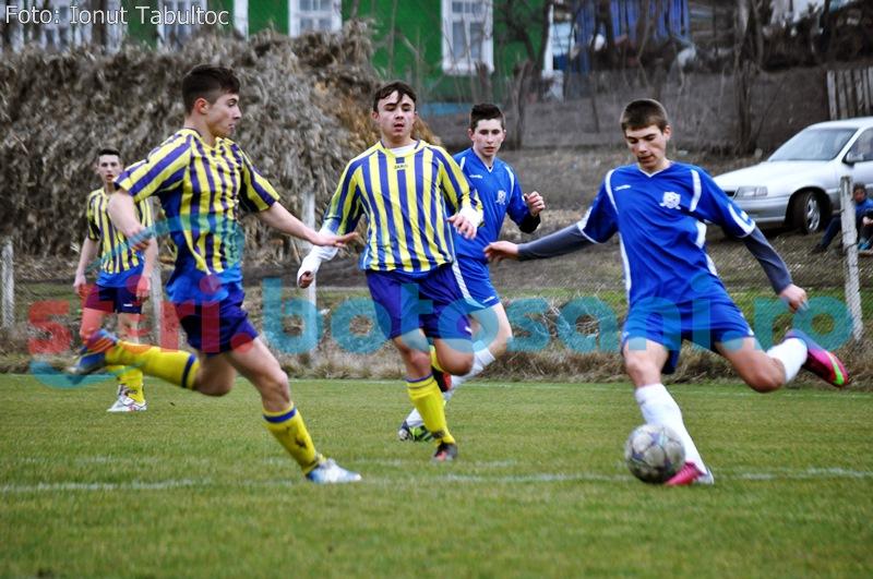 "CSS Botosani, infrangere cu ""contestatie"" in fata celor de la FC Vaslui - FOTO"