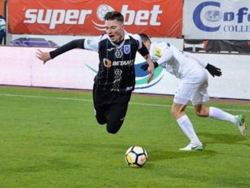 CSU Craiova - FC Botoșani, 5-1 în semifinalele Cupei României!