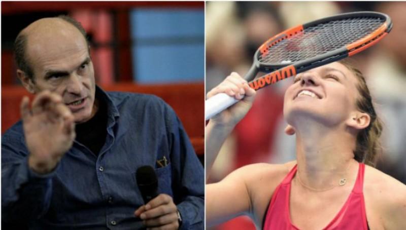 """CTP, în lacrimi după victoria Simonei: """"Indiferent ce face în finală, a fost primul ei meci de legendă a tenisului"""""""