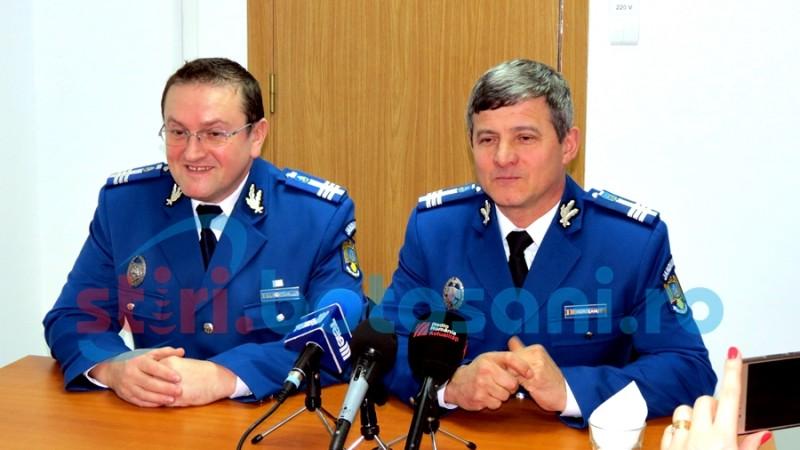 Cu ce gânduri pleacă la pensie șeful Jandarmeriei Botoșani!