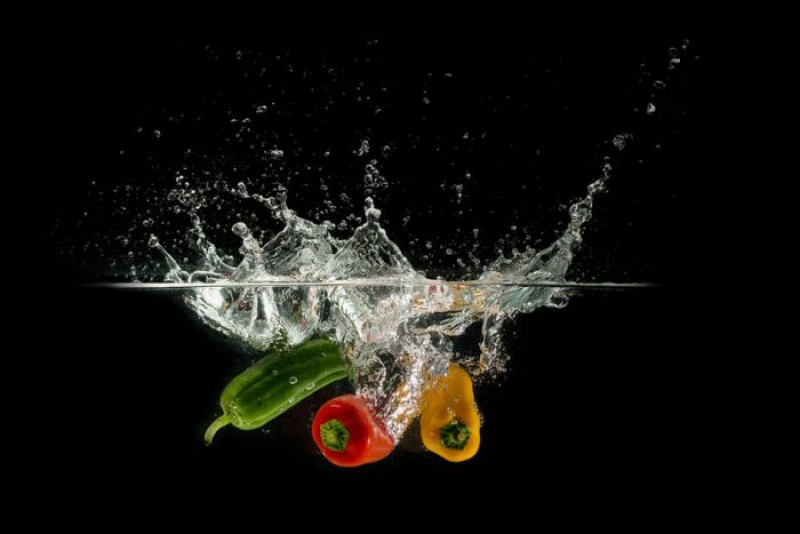 Cu ce spălați fructele și legumele ca să le curățați de chimicale și bacterii!