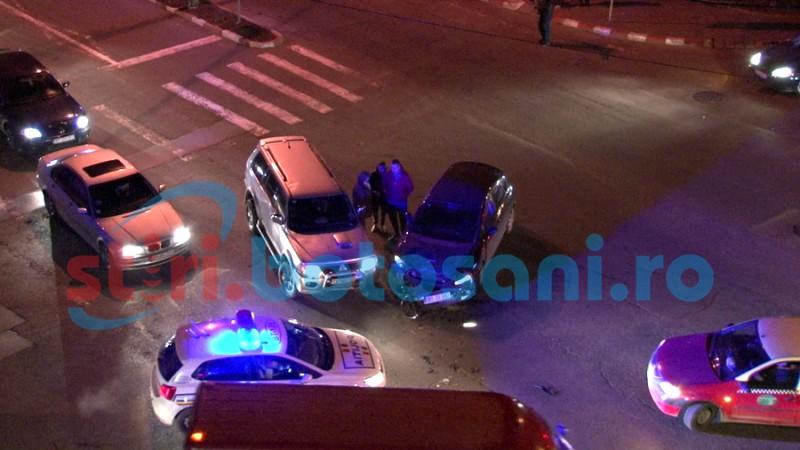 Cu etilotestul şi cu radarul la şosea! Acţiuni ale poliţiştilor botoşăneni împotriva vitezei excesive şi a consumului de alcool