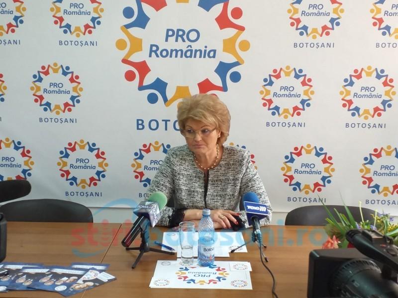 Cu votul a celor aproximativ 600 de mii de români, Pro România este în marea familie europeană!