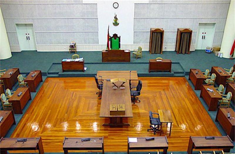 CULMEA CORUPŢIEI: Şeful Parlamentului s-a autograțiat! A scăpat de 10 ani de închisoare!