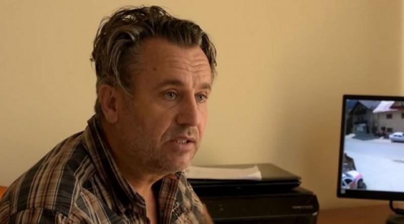 """Cum a fost """"recompensat"""" un bărbat care luptă cu mafia lemnului: amendă pentru că """"a abuzat de 112""""! VIDEO"""