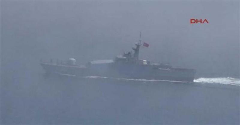 Cum a scufundat un vas plin cu oi, plecat din România, o navă MILITARĂ rusă!