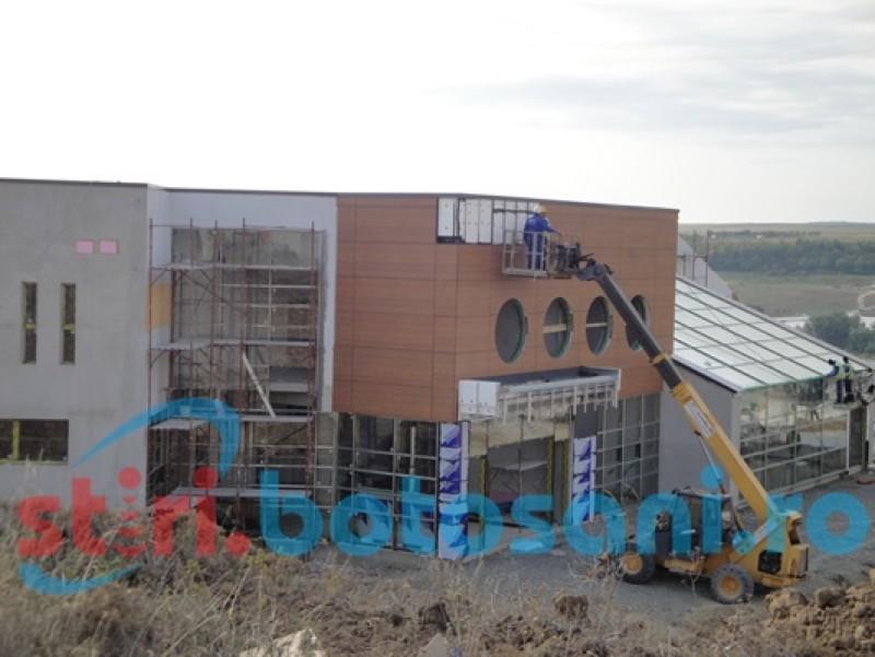 Cum arată Parcul de agrement Cornișa cu doar câteva luni înainte de inaugurare-GALERIE FOTO