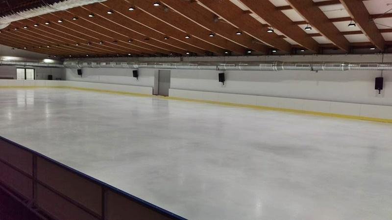 Cum arată patinoarul de la Parcul de Agrement Cornișa!