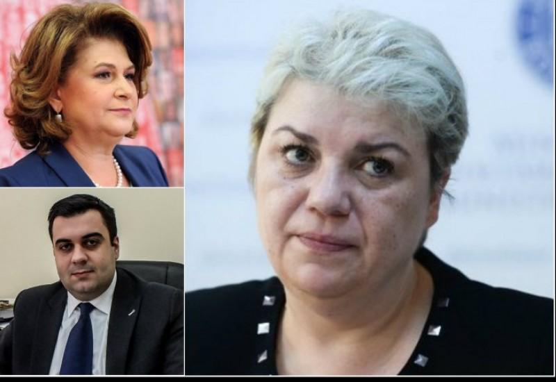 Cum au fost răsplătiți miniştrii demisionari de către PSD