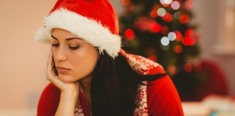 Cum pot fi depasite singuratatea si depresia de Sarbatori?