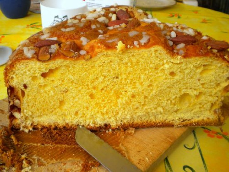 Cum se face Vasilopita, prăjitura cu noroc, de Anul Nou. Desertul Sfântului Vasile
