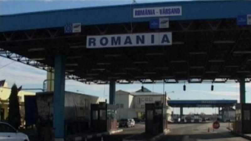 Cum se (mai) întorc românii acasă: Oprit la vamă pentru că transporta o semiremorcă cu obiecte furate din Franța!