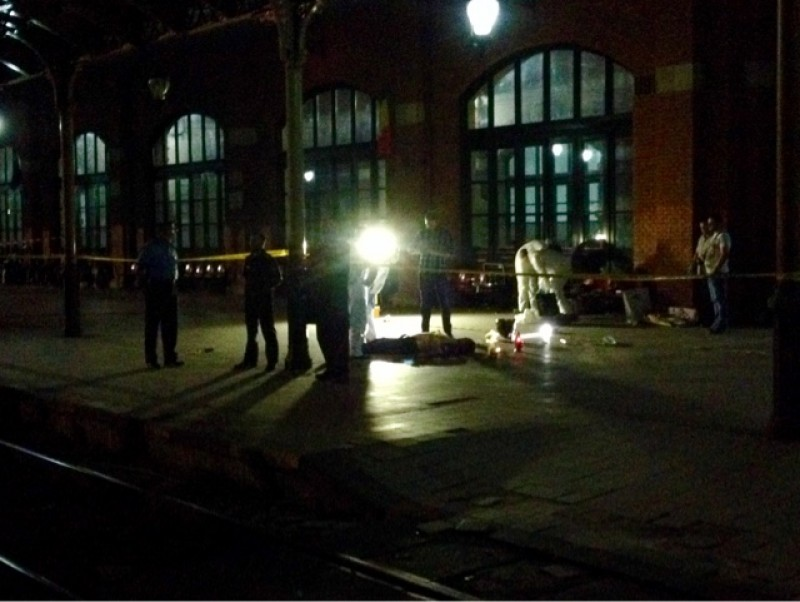 CUMPLIT! Polițist ucis în Gara Suceava. A fost înjunghiat cu un cuțit!