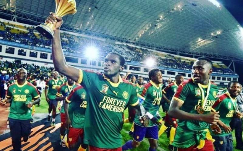 Cupa Africii castigata dupa 35 de ani! Michael Ngadeu a ridicat TROFEUL deasupra capului, dupa victoria in fata Egiptului! FOTO, VIDEO