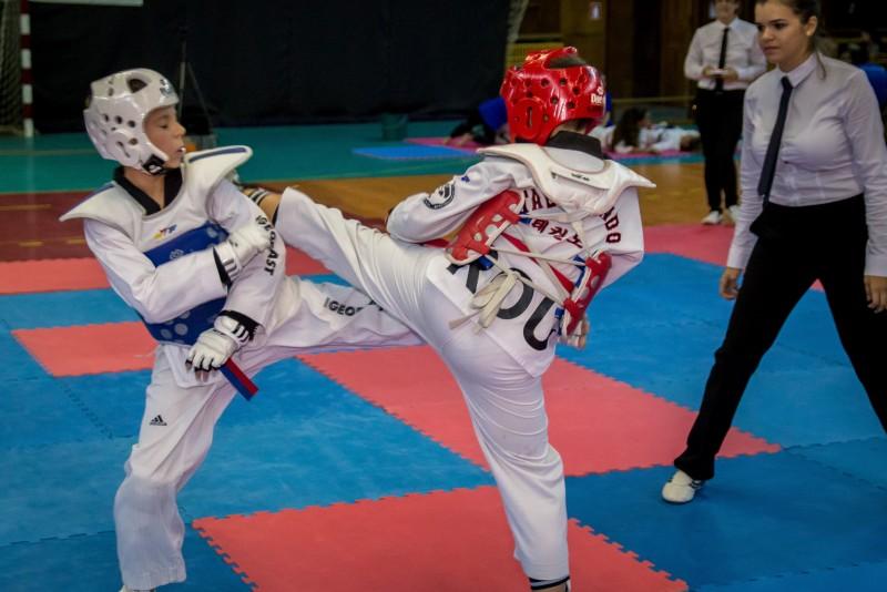Cupa Iași 2017, câștigată de Brilliant Taekwondo! FOTO