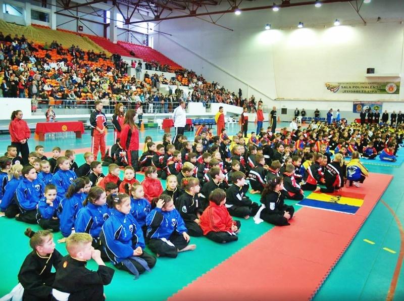 Cupa Internațională de Qwankido, la Botoșani