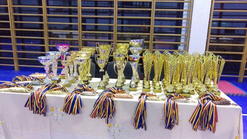Cupa Lifestyle la Taekwondo WTF: 46 de medalii câştigate de sportivii de la CS Real Taekwondo Team Botoșani! FOTO