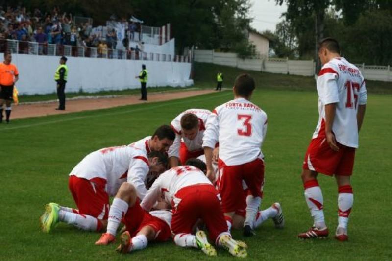 CUPA ROMÂNIEI: FCM Dorohoi-CSMS Iaşi: 3-2! FOTO