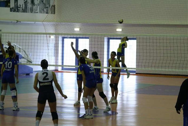 Cupa României feminin şi masculin la volei, se disputa la Botosani