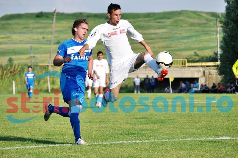 CUPA ROMANIEI: Luceafarul Mihai Eminescu a invins cu 5-0 pe CS Rachiti - FOTO
