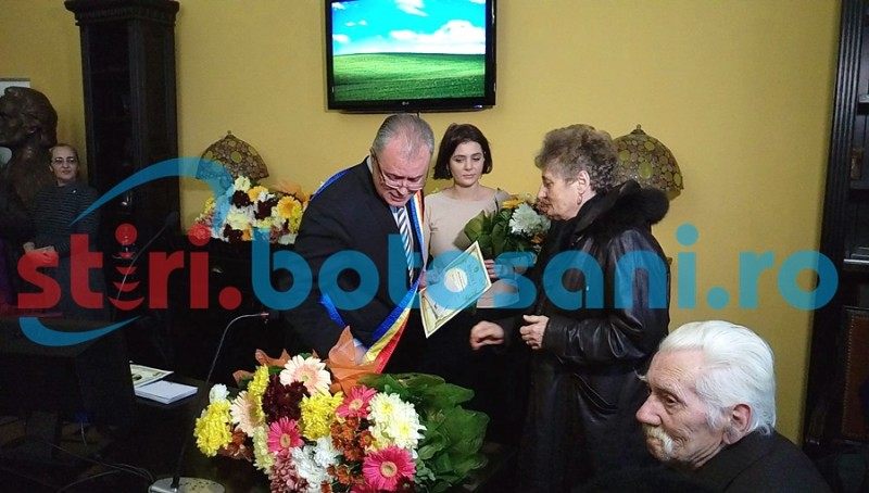Cupluri premiate pentru o dragoste de 50-60 de ani! FOTO, VIDEO