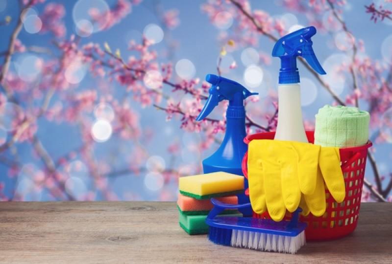 Curățenia de primăvară - sfaturi utile pentru interiorul casei
