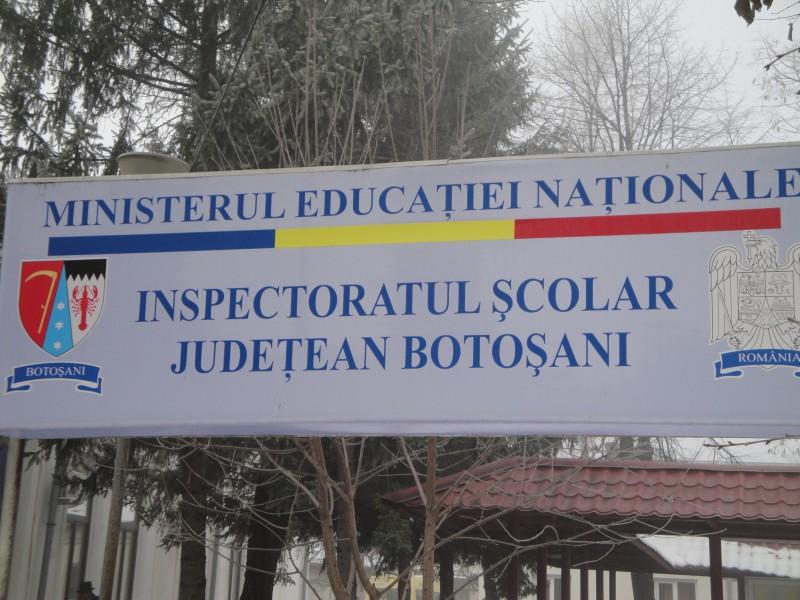 Cursuri suspendate, miercuri, la un colegiu din Botoșani!