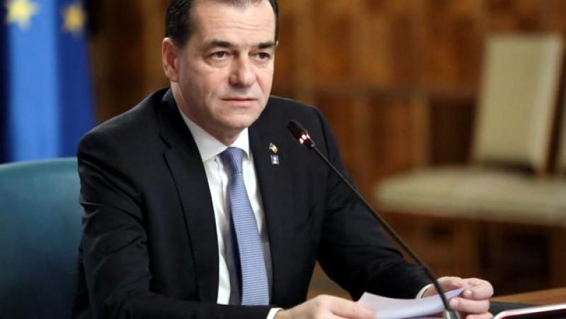 Curtea Constituțională a decis: desemnarea lui Ludovic Orban nu e constituţională