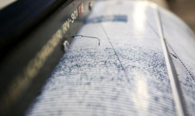 Cutremur de 3,1 grade în această dimineața în zona Vrancea