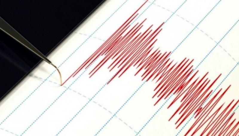 Cutremur de 3,2 grade în această dimineață în zona Vrancea
