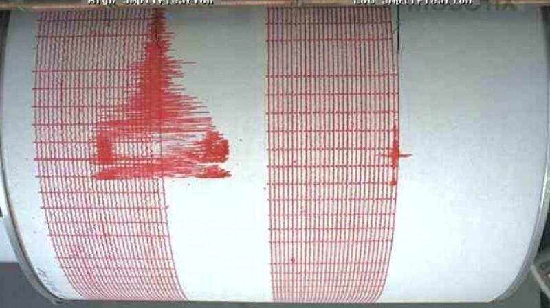 Cutremur de 3,7 grade pe scara Richter în județul Vrancea