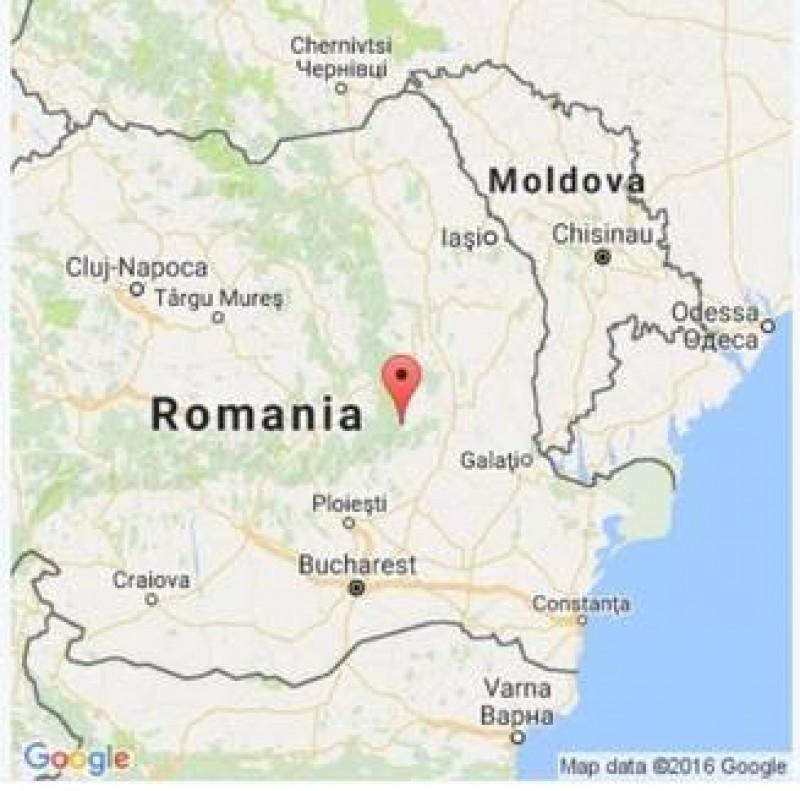 Cutremur de 5,1 grade, in zona Vrancea