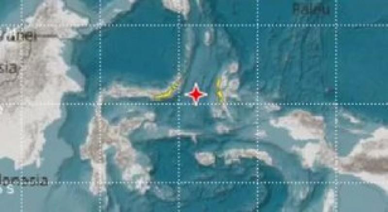 Cutremur de suprafaţă de 6,9 grade, produs în Indonezia