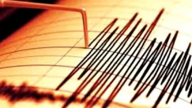 Cutremur în această după amiază în România în zona seismică Vrancea