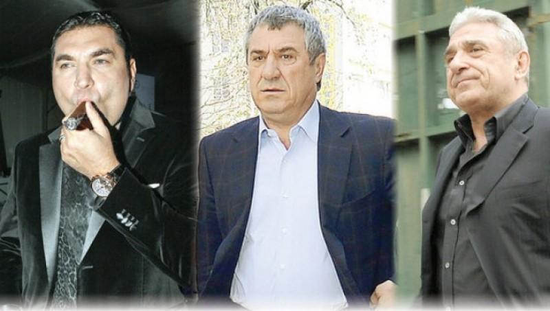 Cutremur în lumea fotbalului! Frații Becali și Borcea, ani grei de închisoare!