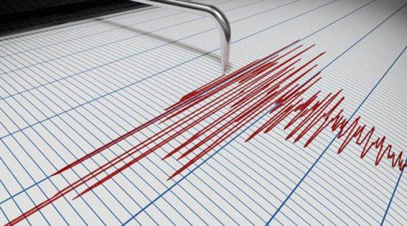 Cutremur în prima zi de Paște în zona Vrancea
