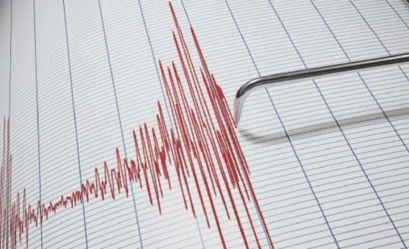 Cutremur la 15 kilometri adâncime în Bacău